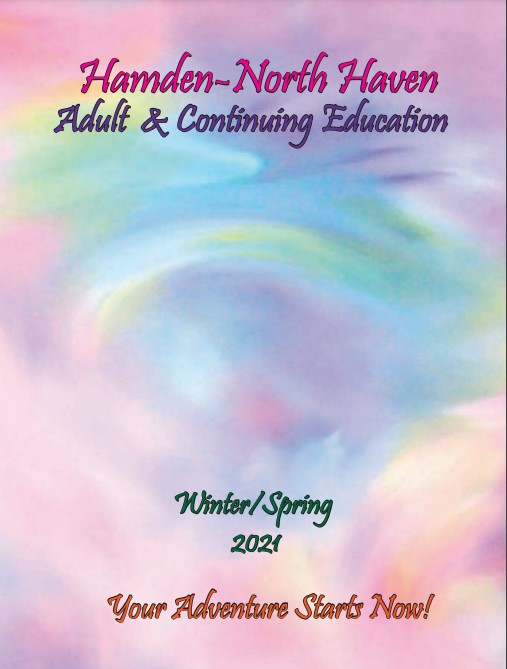 Hamden & North Haven Winter/Spring 2021 Catalog