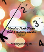 Hamden/ North Haven Fall 2018 Catalog