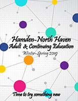 Hamden & North Haven Winter/Spring 2019 Catalog